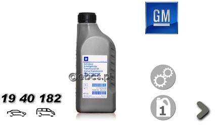 Olej Opel GM1940182
