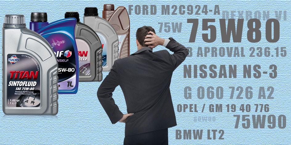jaki olej do skrzyni biegów?
